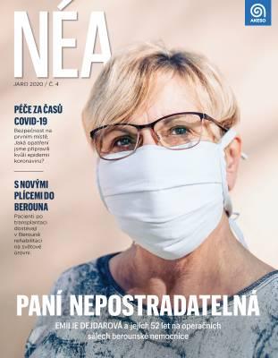 Magazín Néa